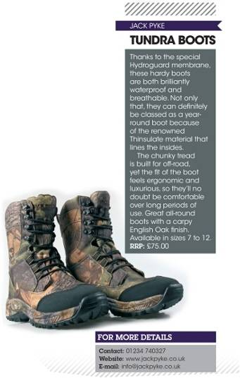 Tundra Boots Article