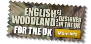 English Woodland Camo